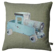 Vintage Truck Cushion