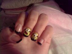 Nails minions