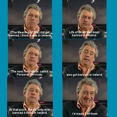 Terry Jones, Meant To Be, Things To Think About, Film, Movie Posters, Movie, Film Stock, Film Poster, Cinema