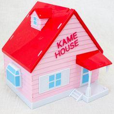 RARE! Dragon Ball Z Kame House Coin Bank Figure Banpresto JAPAN ANIME MANGA