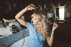 Hey guys! I am back with a tutorial today and I am featuring some of my favorite hair tools or in other words, products I use to style my h...