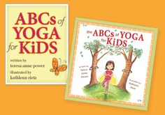 A book about Yoga for kids
