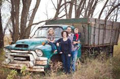 Victoria Anne Photography - old truck