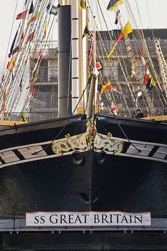 SS Great Britain, Bristol Dock, UK