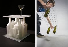bottle tables