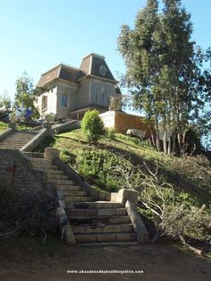1000 images about psycho bates motel on pinterest bates for Norman bates house floor plan