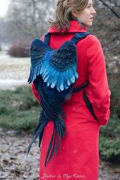 We Made A Backpack That Gives You Wings