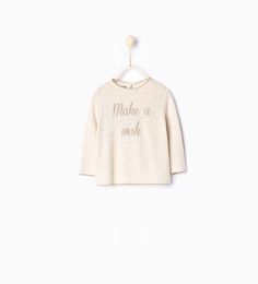 Shimmer knit sweater-Cardigans and Sweaters-Baby girl-Baby | 3 months - 3 years-KIDS | ZARA United States