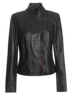 Jaeger leather jacket