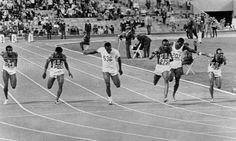 On a retrouvé… Roger Bambuck, le seul sprinter français recordman du monde du 100m