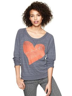 Gap | Gap + Tailgate graphic heart T