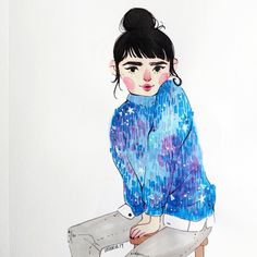 Keeping the hoodies pretty Behance, Freelance Illustrator, Graphic Design, Illustrations, Hoodies, Creative, Pretty, Sweatshirts, Illustration