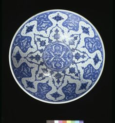 Bowl      Place of origin:      Iznik, Turkey (probably, made)     Date:      ca. 1510 (made)     Artist/Maker:      Unknown (prod...