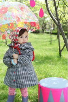 メリシューレインコート : かわいい!絵本みたいな子供服!ANNIKA アニカ 2012春夏COLLECTION 韓国 - NAVER まとめ