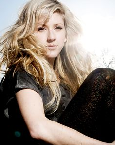 Ellie Goulding = girl crush.