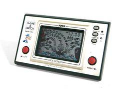 Nintendo Game & Watch Wide Screen Popeye PP-23 MIJ 1981 Great Condition_813 #Nintendo