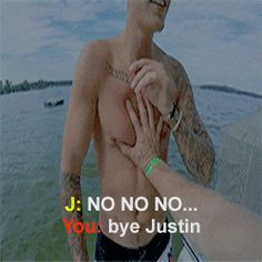 gif, water, and justin bieber afbeelding