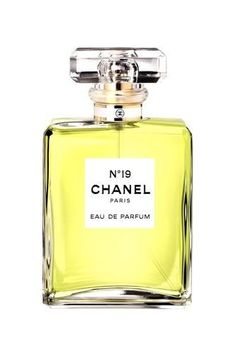 Chanel No. 19 Eau De Parfum | Gallery of Classic Chypre Fragrances
