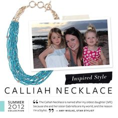 Calliah Necklace by Stella & Dot