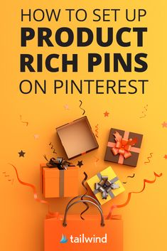 Product Rich Pins take an ordinary Pin and make it actionable. Pinners can see that this image it is more than inspiration – they can actually purchase this item and use it themselves!Rich Pins are Pins with extra i pinteresttips nformation added to the Pin itself. For products, this information could include the price, availability, description, and where to purchase. This information comes directly from your website's product listing. Here's how to set them up! #pinteresttips Small Business Marketing, Online Business, Online Marketing, Social Media Marketing, What To Sell Online, Craft Online, Le Web, Pinterest For Business, Pinterest Marketing