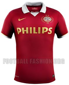 PSV Eindhoven 100th Anniversary Nike 2013/14 Home Kit