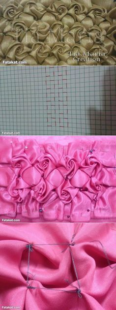 Стич розовый новыми красками п