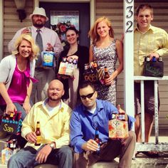 """BEER HUNT! Instead of hunting for Easter Eggs when your kids are """"grown up"""", hunt for beer! The kids are too old for eggs and candy but they don't have kids of their own yet so give them something they actually WANT!"""