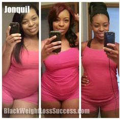 Jonquil lost 59 pounds | Black Women Losing Weight