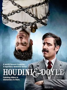 Houdini & Doyle - Série TV 2016 - AlloCiné
