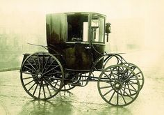 1896: First Benz delivery vehicle sent to France --- Two new Benz motor car designs based on the chassis of the Victoria and Vis-