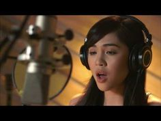 """Ride the waves with Janella Salvador's rendition of """"How Far I'll Go"""" from Disney's Moana. The Moana soundtrack is available now! Listen to the songs here: h. Moana, Peter Pan, How Far Ill Go, Disney Songs, Soundtrack, Philippines, Youtube, Music Videos, Sailors"""