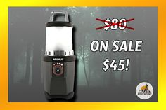 The Primus XL Camping Lantern For Only $45!