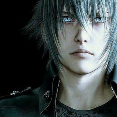 Prince and future King of Lucis, Noctis Lucis Caelum, Final Fantasy XV.
