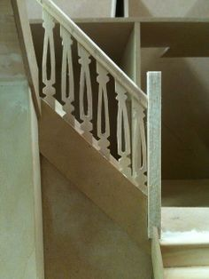 Architecture of Tiny Distinction: Little Stairs Continued