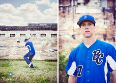 Senior Baseball Boy Photography