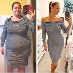 Amazing 50+ Weight Loss Before and After Photos | Cute Girl