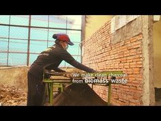 Avoiding deforestation with charcoal in Cambodia   Sustainable Green Fuel Enterprise, Ashden Award - YouTube
