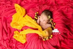Newborn Photography - Baby Girl
