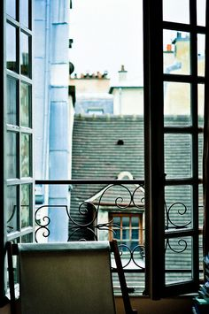 Bedroom window, Paris #AnthropologieEU #PinToWin