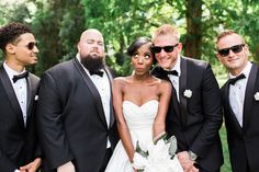 """{    A HISTORIC ESTATE WEDDING BY STACY HART PHOTOGRAPHY    } """"Kristen and Dan celebrated their vows at a historic estate in central Delaware. Belmont Hall served as the perfect backdrop for their luxuriously styled day and the couple planned such perfect details: from Kristen's pearls and black-fringed stilettos to Dan's rich velvet suit everything showed refined elegance.''"""