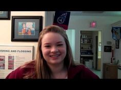 Video taken at Togrye Orthodontics.  Olivia on the day she had her braces removed. Congratulations your smile looks awesome. From your friends at Togrye Orthodontics. http://www.bracesdoc.com/.
