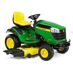 How to Choose the Best John Deere Lawn Riding Mowers