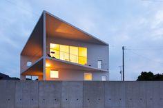 Villa Shinsyo / Szki Architects