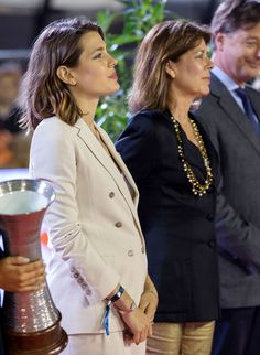 Carlota Casiraghi, estrella del concurso hípico de Montecarlo #charlottecasiraghi #royals