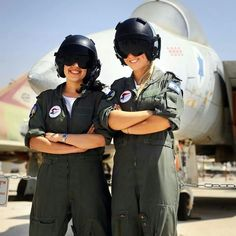Israel Defense Force. I'm thinking these ladies did not listen to personal skreeds to get through basic training either. PK. IDF Pilots