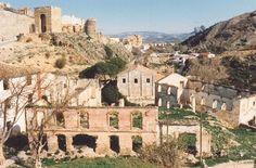 Núcleo fabril León Checa Palma Antequera (Málaga)