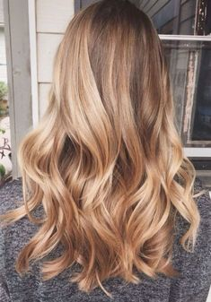 25 honey blonde hair color ideas that are just beautiful- # blonde # simple . - 25 honey blonde hair color ideas that are just gorgeous- # blonde - Carmel Hair Color, Honey Blonde Hair Color, Honey Hair, Ombre Hair Color, Hair Color Balayage, Blonde Ombre, Blonde Color, Brown Hair Colors, Golden Hair Color