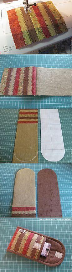 Мастер-класс: шьем кошелек-чехол для телефона - Ярмарка Мастеров - ручная работа, handmade