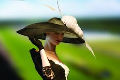 Hats, hats, hats! It's Royal Ascot 2013. Only a short train ride from London to revel in some of the best millinery in the world.