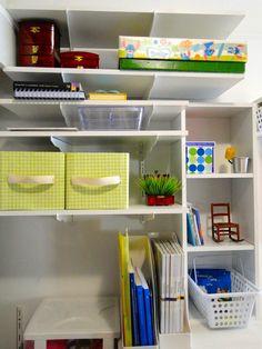 Nichos para organizar e decorar a casa